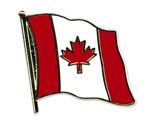 Kanada Pin Flaggenpin