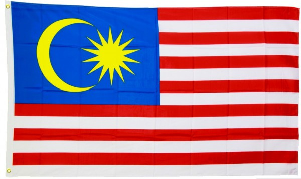 Malaysia 90cm x 150cm