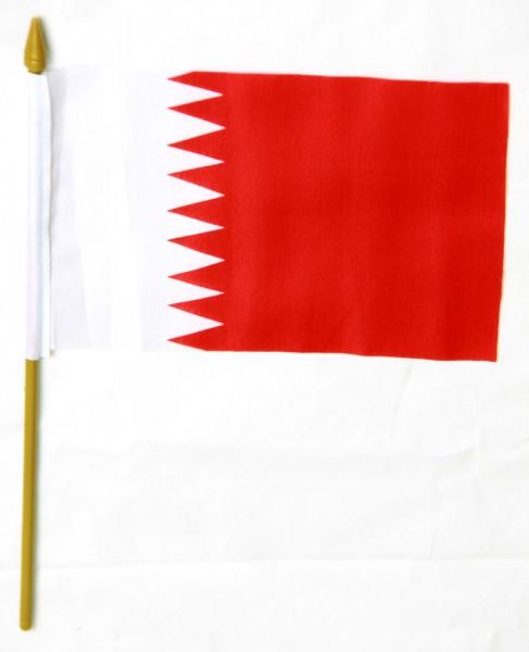 Bahrain Tischfahne 10x15cm