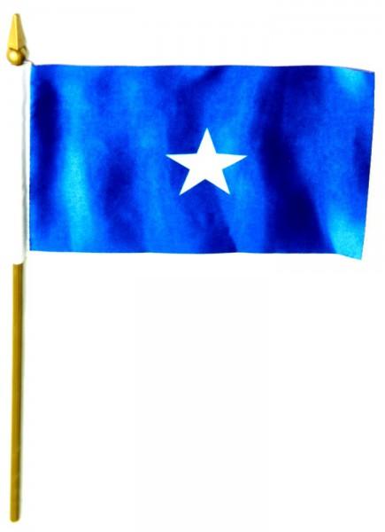 Somalia Tischfahne 10x15cm