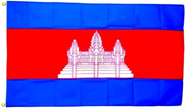 Kambodscha Flagge 90 x 150 cm