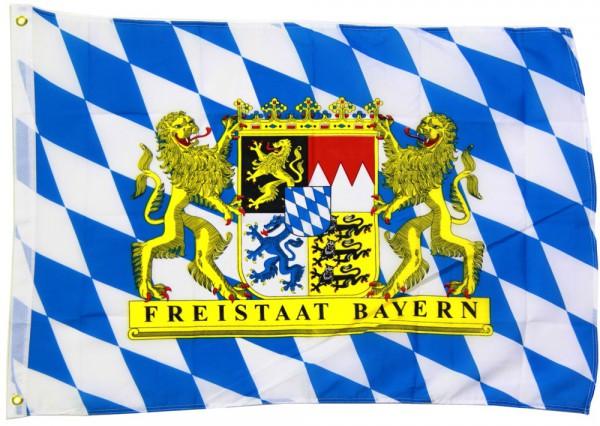 Freistaat Bayern - B-Ware - 60 x 90cm