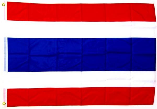 Thailand Flagge 90 x 150 cm