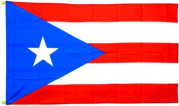 Puerto Rico Flagge 90 x 150 cm