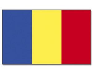 Tschad Flagge 90 x 150 cm