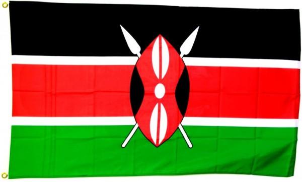 Kenia Flagge 90 x 150 cm