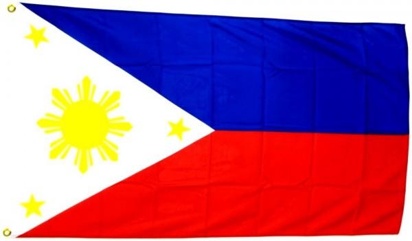Philippinen Flagge 90 x 150 cm