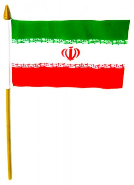 Iran Tischfahne 10x15cm