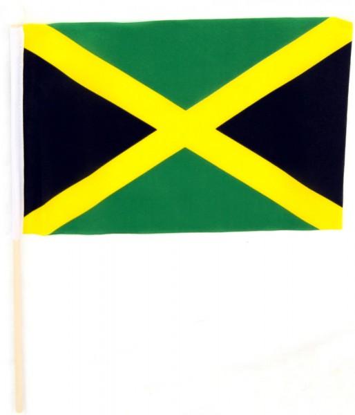 Jamaika Tischfahne 22,5x15cm