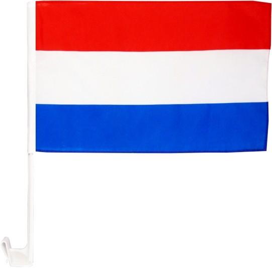 Niederlande Autofahne