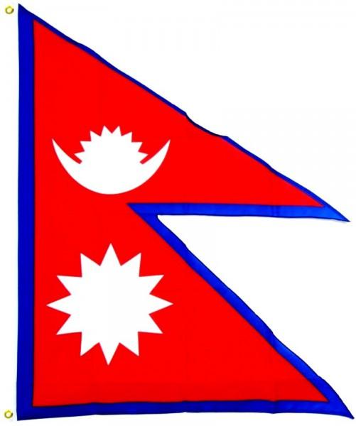 Nepal Flagge 90 x 150 cm