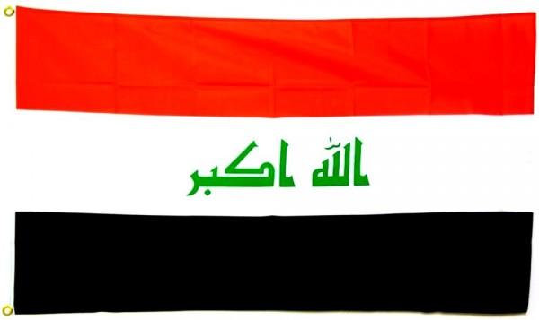 Irak Flagge 90 x 150 cm