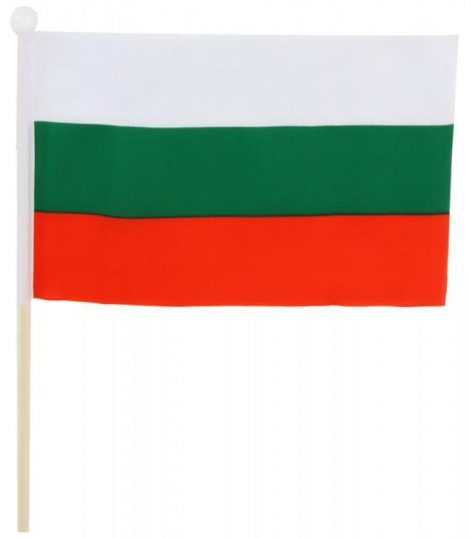 Bulgarien Tischfahne 22,5x15cm