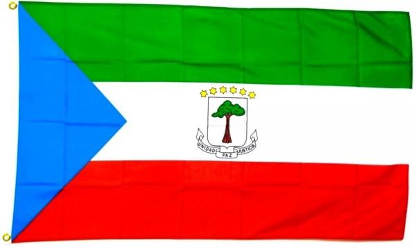 Äquatorialguinea Flagge 90 x 150 cm