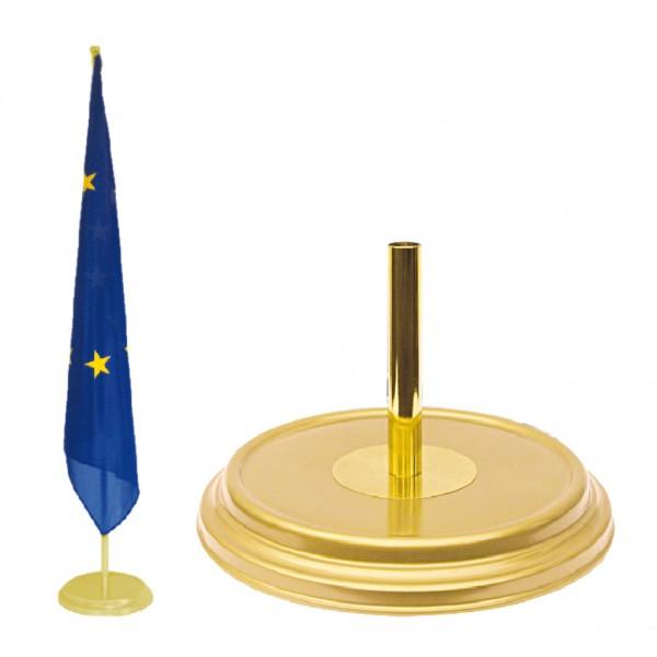 Komplettset Raumständer 1-fach gold matt