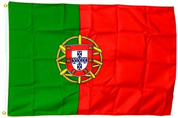 Portugal Flagge 150x250cm