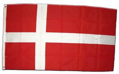 Dänemark Fahne/Flagge - 60cm x 90cm